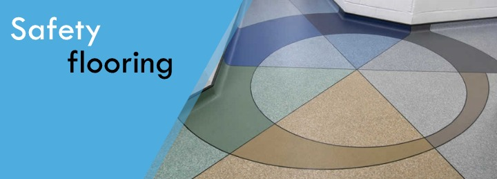 Safety Flooring at Surefit Carpets